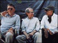 Abbas Kiarostami, Ken Loach and Ermanni Olmi
