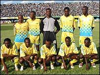 Rwanda national team