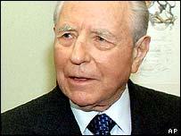 President Carlo Azeglio Ciampi