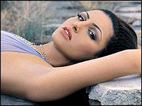 Greek singer Helena Paparizou