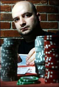 Bbc news poker player
