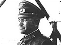 Гейнц Гудериан (фото из  Imperial War Museum)