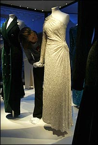 Vestidos de la princesa Diana.
