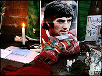 George Best tributes
