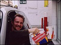 Герой фильма, месяц питавшийся только в McDonald's