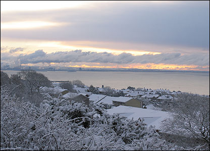 View from Sketty, Swansea, David Gill