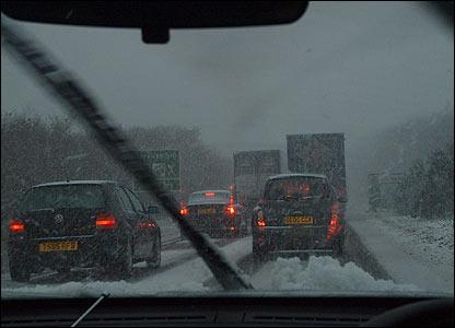 Traffic, Ben Hosier