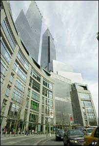 Time Warner headquarters