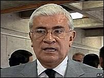 Alfredo Palacio, nuevo presidente de Ecuador.