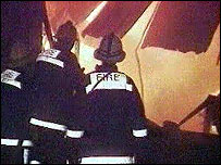 The 1995 fire at the Bodelwyddan factory