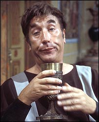 Frankie Howerd in Up Pompeii!