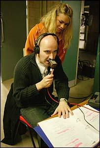 Nick Briggs and Billie Piper