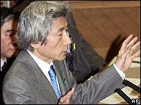 Primer Ministro de Japón, Junichiro Koizumi