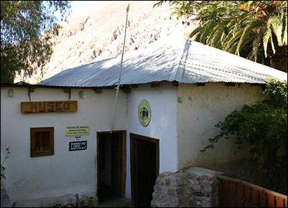 Escuela museo de Gabriela Mistral en Monte Grande. Foto: Manuel Toledo
