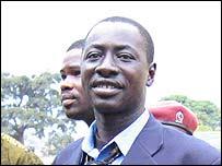 Uganda MP Okumu Reagan