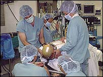 Image of the surgery