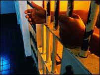 jail hands