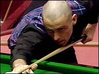 Defending champion Ronnie O'Sullivan