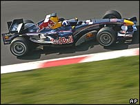 Red Bull currently use Cosworth engines