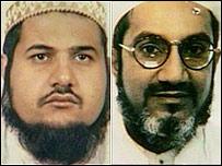 Saifuddin Makai and Husain Mohammedali