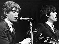 Sir Mick Jagger and Keith Richards
