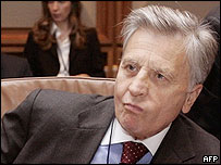 Jean-Claude Trichet, European Central Bank president