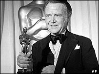 Sir John Mills at Oscars 1971