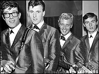 The Shadows in 1960