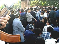 Mass protest in Andijan, May 2005