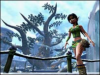 Screenshot of Kameo