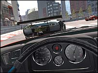 Screenshot of Project Gotham Racing 3