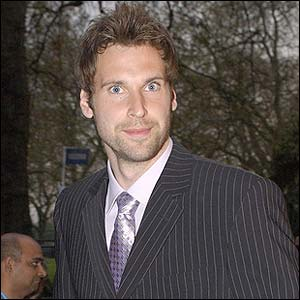 Chelsea's Petr Cech arrives for the PFA Awards