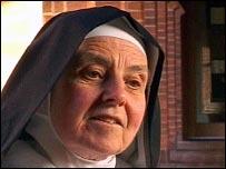 Sister Joanna Jamieson (BBC Midlands Today grab)