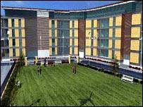Plans for St Agnes Place