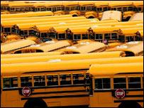 US school buses, Eyewire
