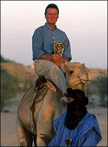 Michael Palin in Sahara