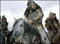 Genghis Khan and co-workers