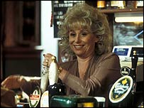 Barbara Windsor in EastEnders