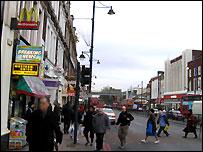 Brixton's high street