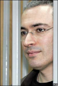 Mikhail Khodorkovsky
