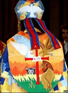 Archbishop's costume