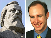 Friedrich Engels and Daniel Hannan