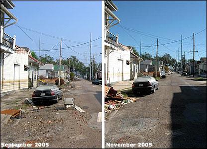 Side street, New Orleans
