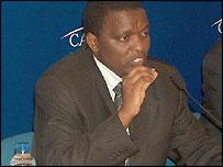 Azaris Ruberwa, DR Congo's vice-president (Source Cape)