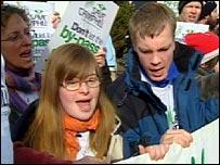 Camphill campaigners