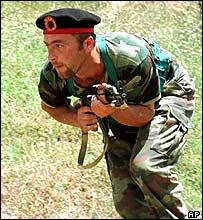 KLA guerrilla