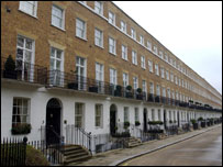 Earls Terrace in west London