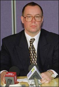 Garry Malone