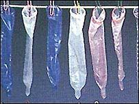 Image of condoms