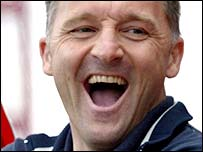 Doncaster boss Dave Penney